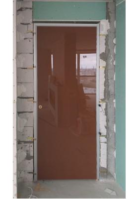 скрытые двери стекло