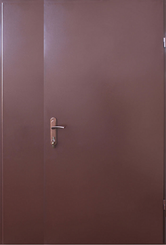 Металл коричневая шагрень RAL 8017